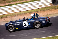 2 Mick Williams MG Midget - Regularity Sports & Racing Cars - Saturday-4