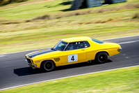 4 Warren Bryan Holden Monaro GTS - Group N Over Three Litre - Saturday