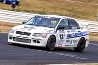 Improved Production 31 Tony Warren Mitsubishi Evo 7 - Super Series Rnd 6 - 16th Nov 2014-4