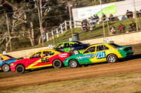 Street Stock 25 T25 - 04 - Latrobe - 21st Oct 2017-2