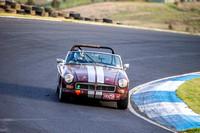 20 Roger Chapman - MGB Roadster - Group S & Invited - Saturday-11