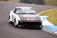 8 Darren Pearce Mazda RX7 Muscle Car Cup Over 2 Litres - Saturday-3