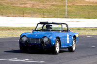 6 Lance Hadaway Triumph TR4 1962 Regularity Marque Sportscars & Invited Group 3 - Friday Practice-2