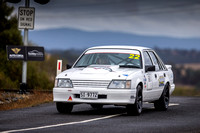 22 - Glen Buckpitt - 1985 Holden Comdore Grp A SS E - Ross Hill Climb - 12th March 2017-2