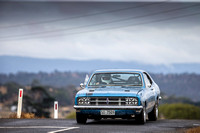 68 - Tim Williams  - 1968 Holden Monaro GTS E - Ross Hill Climb - 12th March 2017