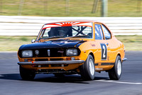 2 Jason Humble Mazda RX2 Coupe Group N Under 3 Litre - Friday Practice-3