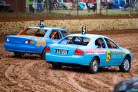 Street Stock 5 T5 - 6 - Carrick - 8th Nov 2014-2