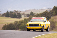 22 Andrew Mitchell Ford Escort MkII Muscle Car Cup Under 2 Litres - Saturday