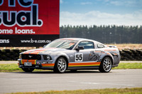 Improved Production 55 David Wrigley Ford Mustang - Super Series Round 2 - 19th April 2015 - Symmons Plains-5