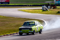 Historic Touring Car 19 Lachlan Thomas Ford Escort - 4th August 2013 - Symmons Plains-4