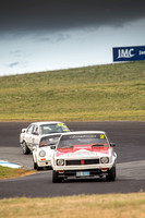 2 Greg Garwood Holden Torana Muscle Car Cup Over 2 Litres - Saturday-17