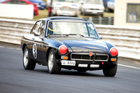 3 Mark Dilger MGB GT 1972 Regularity Marque Sportscars & Invited Group 3 - Sunday