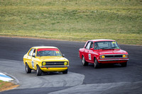 22 Andrew Mitchell Ford Escort MkII Muscle Car Cup Under 2 Litres - Saturday-8