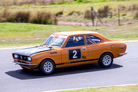 2 Jason Humble Mazda RX2 Coupe Group N Under 3 Litre - Friday Practice