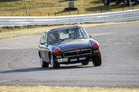 3 Mark Dilger MGB GT 1972 Regularity Marque Sportscars & Invited Group 3 - Saturday-6