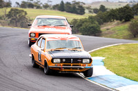 2 Jason Humble Mazda RX2 Coupe Group N Under 3 Litre - Saturday-3