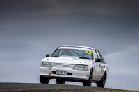 22 - Glen Buckpitt - 1985 Holden Comdore Grp A SS E - Ross Hill Climb - 12th March 2017-6