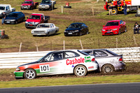 Hyundai 101 Stuart Franklin - Super Series Rnd 4 - 3rd August 2014-5