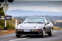 6 - Matt Aylen - 1986 Porsche 928 S3 E - Ross Hill Climb - 12th March 2017-2