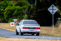 22 - Glen Buckpitt - 1985 Holden Comdore Grp A SS E - Ross Hill Climb - 12th March 2017-4