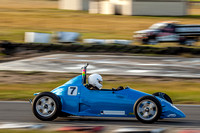 Formula Vee 7 Leon Glover              Elfin Crusader - 4th August 2013 - Symmons Plains-11