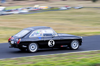 Regularity 3 Mark Dilger MGB GT-4